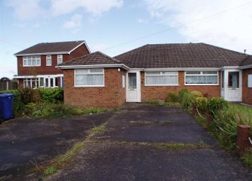 Thumbnail 2 bed semi-detached bungalow to rent in Cannock Road, Heath Hayes, Cannock