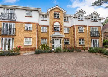 Thumbnail 1 bed flat to rent in Rosebank Close, Teddington
