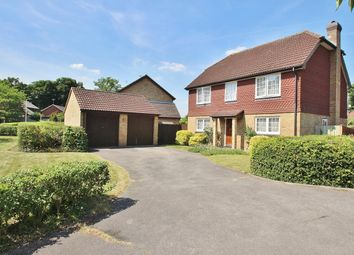 Thumbnail 4 bed detached house for sale in Farmiloe Close, Purley On Thames, Reading