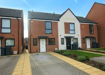 Thumbnail 2 bed end terrace house for sale in Topland Grove, Northfield, Birmingham