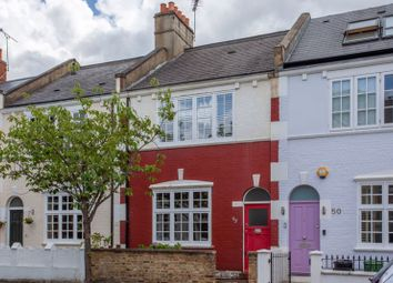 Thumbnail 4 bed terraced house for sale in Racton Road, London
