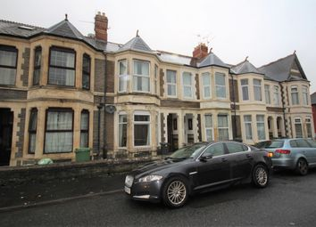 Thumbnail 3 bed flat for sale in Malefant Street, Cathays, Cardiff