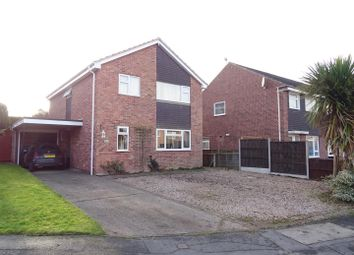 Thumbnail 4 bed detached house for sale in Northwood Drive, Shepshed, Leicestershire
