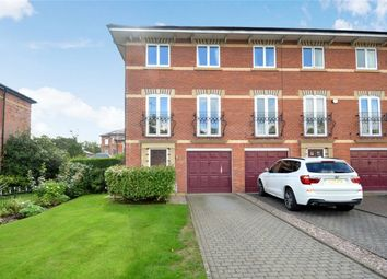 Thumbnail 4 bed end terrace house for sale in Winchester Drive, Macclesfield, Cheshire