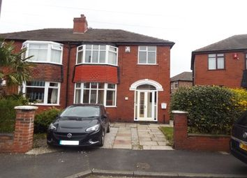 Thumbnail 3 bed property to rent in Clifton Swinton, Manchester