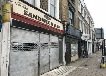 Thumbnail Retail premises to let in York Way, Islington, London