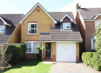 Thumbnail 3 bed detached house to rent in Camus Close, Church Crookham
