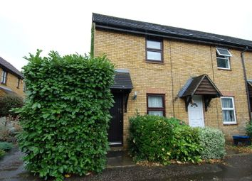 Thumbnail 2 bed end terrace house for sale in Partridge Road, Hampton
