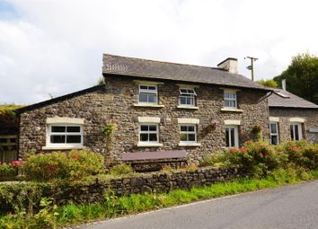 Thumbnail 3 bed country house for sale in Abergorlech Road, Carmarthen