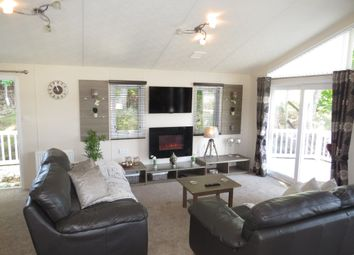 Thumbnail 2 bed lodge for sale in Golden Sands, Warren Road, Dawlish