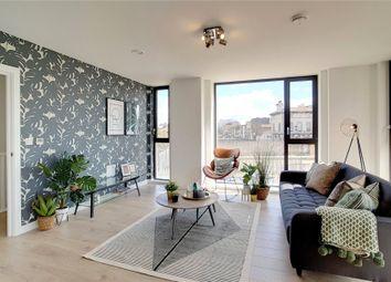 Thumbnail 1 bedroom flat for sale in New Garden Quarter, Penny Brook Street, London