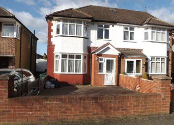 Thumbnail 3 bed semi-detached house for sale in Aldridge Avenue, Edgware