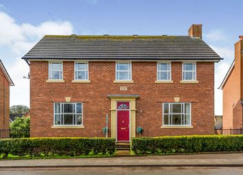 Thumbnail 5 bed detached house for sale in Pool View, Winterley, Sandbach, Cheshire