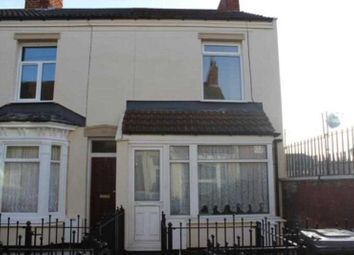 Thumbnail 2 bedroom terraced house for sale in Crossland Avenue, Holland Street, Hull