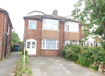 Thumbnail 4 bed semi-detached house for sale in Torrington Drive, Harrow