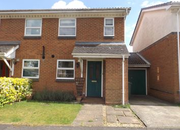 Thumbnail 2 bedroom end terrace house to rent in Broomfields, Lightwater
