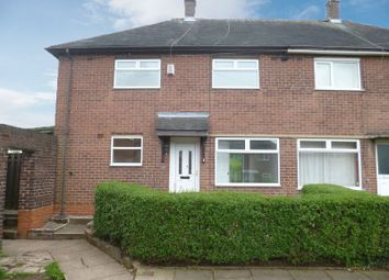 Thumbnail 3 bed semi-detached house for sale in Bedale Place, Blurton, Stoke-On-Trent