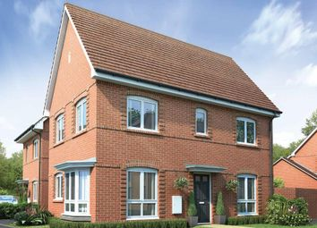 "Thumbnail 3 bedroom detached house for sale in ""The Easdale - Plot 82"" at Hyde End Road, Spencers Wood, Reading"