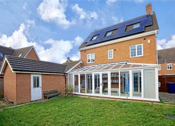 Thumbnail 6 bed detached house for sale in Greenhaze Lane, Great Cambourne, Cambridge, Cambridgeshire