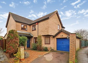 4 bed detached house for sale in Meadow Way, Warboys, Huntingdon PE28