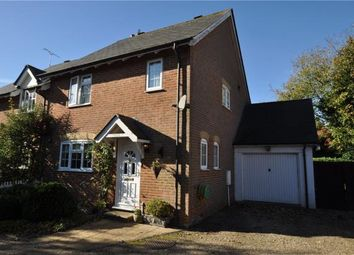 Thumbnail 3 bed semi-detached house for sale in Crossways, Castle Camps, Cambridge