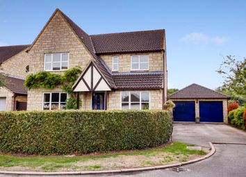 Thumbnail 4 bed detached house for sale in Swansfield, Bicester