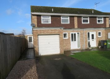 Thumbnail 3 bed semi-detached house to rent in Buckfield Road, Barons Cross, Leominster