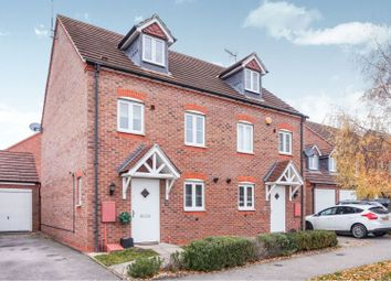 Thumbnail 3 bed semi-detached house for sale in Hardwick Field Lane, Warwick