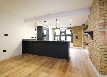 Thumbnail 3 bed flat to rent in Pump House Close, London