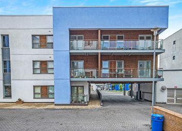 Thumbnail 2 bed flat for sale in Lamberts Road, Swansea