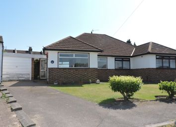 Thumbnail 2 bed bungalow for sale in Sundridge Close, Dartford