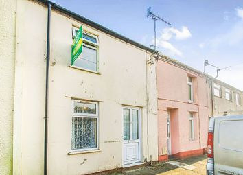 Thumbnail 2 bed terraced house for sale in Station Road, Tonyrefail, Porth