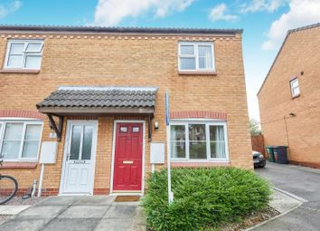 Thumbnail 2 bed property to rent in Harley Close, Shepshed, Leicestershire