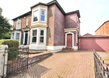 Thumbnail 4 bed semi-detached house for sale in Sefton Road, Litherland