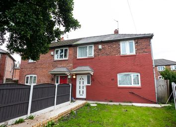 Thumbnail 3 bed semi-detached house to rent in Whitsbury Avenue, Manchester