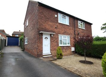 Thumbnail 2 bed semi-detached house for sale in Rockley Drive, Wakefield, West Yorkshire