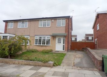 Thumbnail 3 bed semi-detached house to rent in Sandpiper Close, Wirral