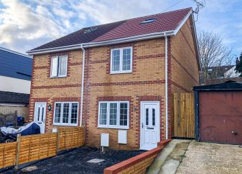 Essex Road, Halling, Rochester ME2. 3 bed semi-detached house for sale