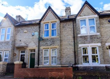 Thumbnail 4 bed terraced house for sale in Cardigan Terrace, Newcastle Upon Tyne
