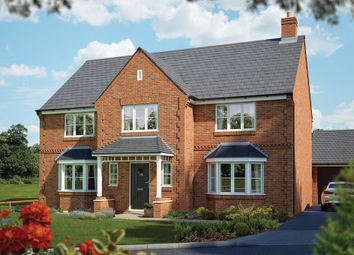 "Thumbnail 5 bed detached house for sale in ""The Truro"" at Brook Street, Aston Clinton, Aylesbury"