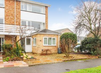 Thumbnail 4 bed town house for sale in Buckingham Avenue, West Molesey
