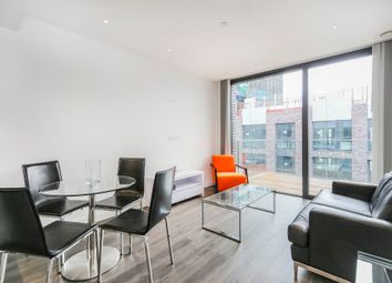 Thumbnail 1 bed flat to rent in Goodman Fields, 4 Canter Way, London