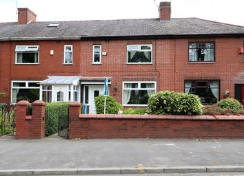 Thumbnail 3 bed town house for sale in Higginshaw Lane, Royton, Oldham
