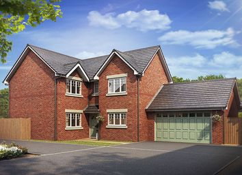 Thumbnail 4 bed detached house for sale in Oxcroft Lane, Chesterfield, Derbyshire