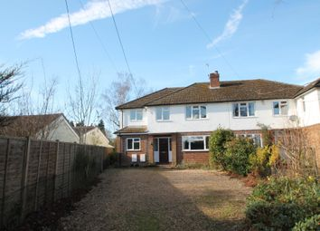 Thumbnail 4 bedroom semi-detached house to rent in Bearwood Road, Wokingham, Berkshire