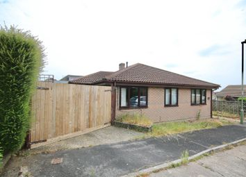 Thumbnail 4 bed detached bungalow for sale in Portsview Gardens, Portchester, Fareham