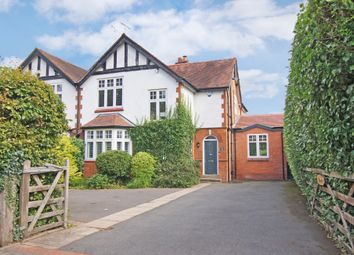 Thumbnail 4 bed semi-detached house for sale in Bittell Road, Barnt Green