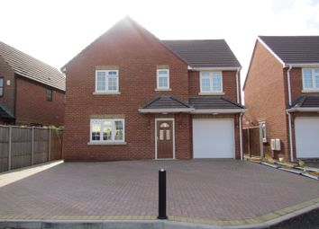 Thumbnail 4 bed detached house for sale in Clyde Close, Slough