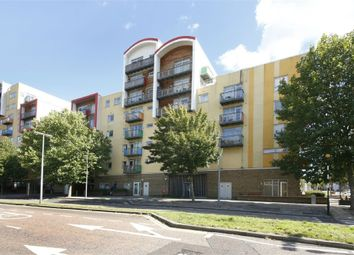 Thumbnail 1 bed flat for sale in Holly Court, John Harrison Way, London