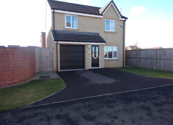 Thumbnail 4 bed detached house for sale in Hexham Gardens, Blyth